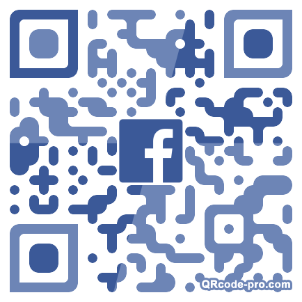 QR code with logo 1T8m0