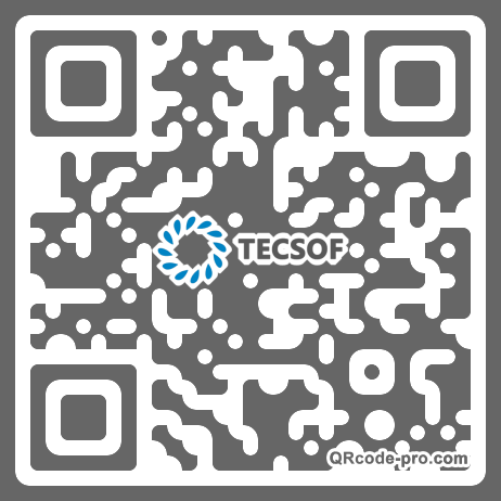 QR code with logo 1T9S0