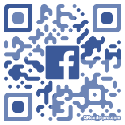 QR code with logo 1T9T0
