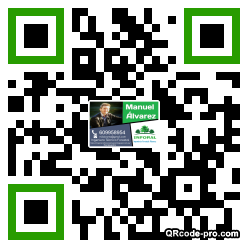 QR code with logo 1TAP0
