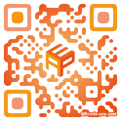 QR code with logo 1TAe0