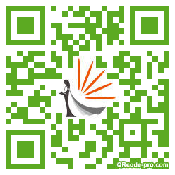 QR code with logo 1TCs0