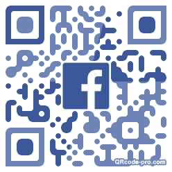 QR code with logo 1TD00