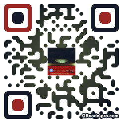 QR code with logo 1TE70