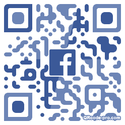 QR code with logo 1TEZ0