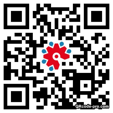 QR code with logo 1TEk0