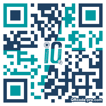 QR code with logo 1TFf0