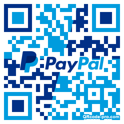 QR code with logo 1THD0