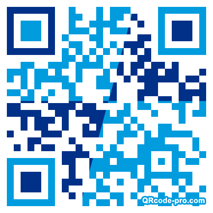QR code with logo 1THQ0