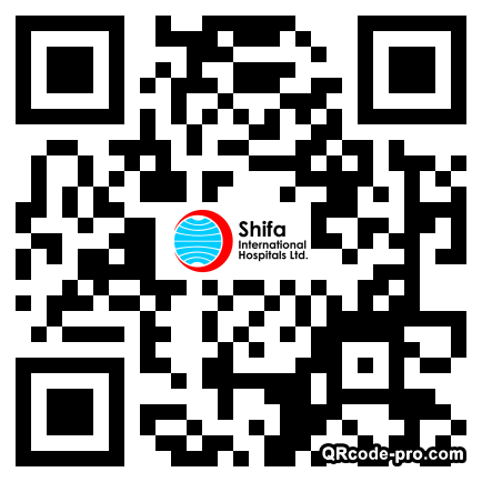 QR code with logo 1THe0