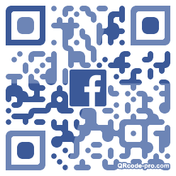 QR code with logo 1TL40