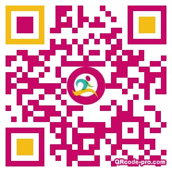 QR code with logo 1TNC0