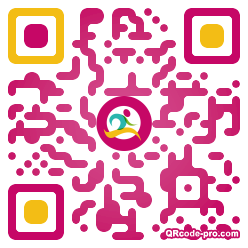 QR code with logo 1TO40
