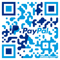 QR code with logo 1TP20