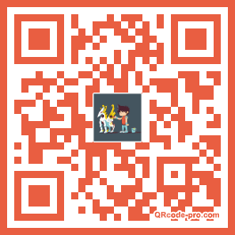 QR code with logo 1TPO0