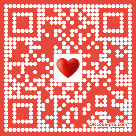 QR code with logo 1TPy0
