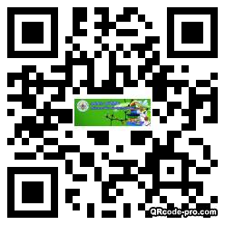 QR code with logo 1TQW0