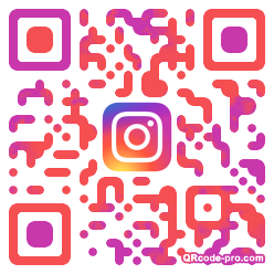 QR code with logo 1TR40