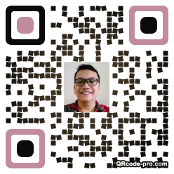 QR code with logo 1TRg0