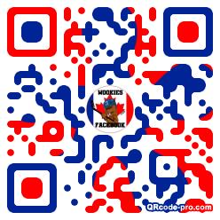 QR code with logo 1TT80