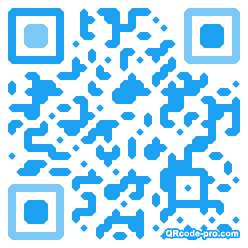 QR code with logo 1TUC0
