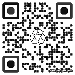 QR code with logo 1TW50