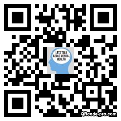 QR code with logo 1TWW0