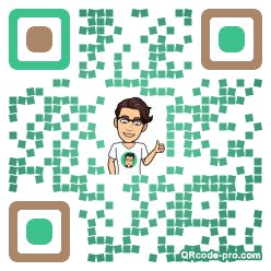QR code with logo 1TWq0