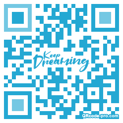 QR code with logo 1TYr0