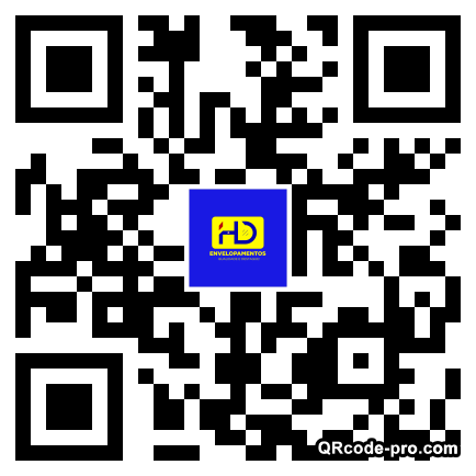 QR code with logo 1Ta10