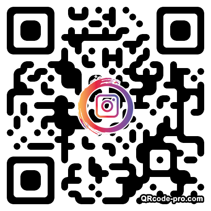 QR code with logo 1TeO0