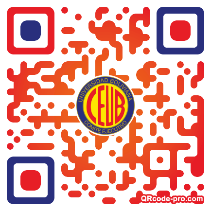 QR code with logo 1Tf60