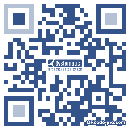 QR code with logo 1TfP0