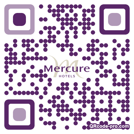 QR code with logo 1Tfr0