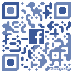 QR code with logo 1ThT0