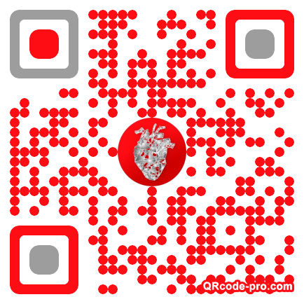 QR code with logo 1Thn0