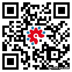 QR code with logo 1Tjb0
