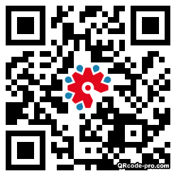 QR code with logo 1Tje0