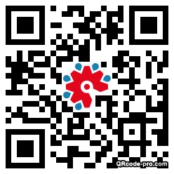 QR code with logo 1Tjg0
