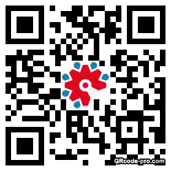 QR code with logo 1Tjp0