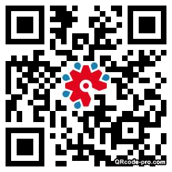 QR code with logo 1Tjq0