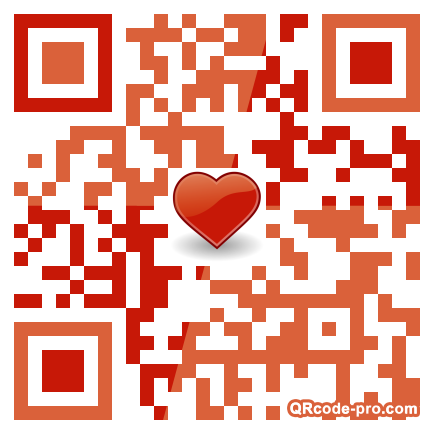 QR code with logo 1Tk30