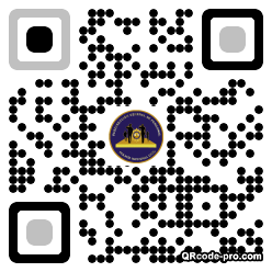QR code with logo 1TkL0