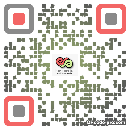 QR Code Design 1TkZ0
