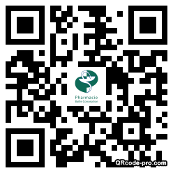 QR code with logo 1TlT0