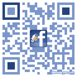 QR code with logo 1Tlp0