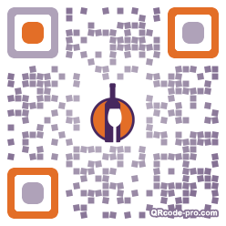 QR code with logo 1Tmm0