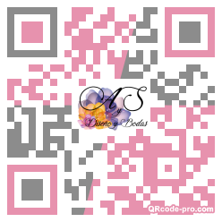QR code with logo 1Tq60