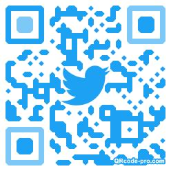 QR code with logo 1Trv0