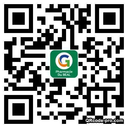 QR code with logo 1Ttn0
